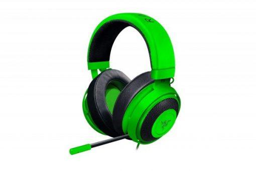 RAZER KRAKEN PRO V2 OVAL EAR CUSHIONS GREEN 3