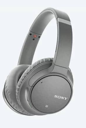 SONY WH-CH700N WIRELESS HEADSET (GRAY) 3