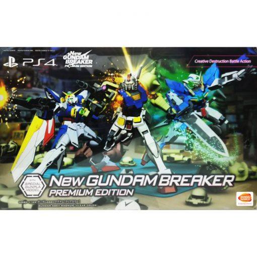 PS4 NEW GUNDAM BREAKER COLLECTOR EDITION 3