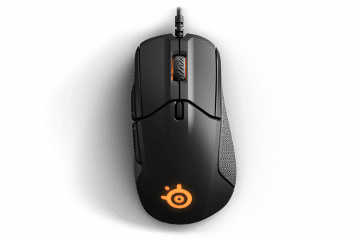 STEELSERIES RIVAL 310 MOUSE RGB BLACK 3