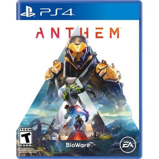 PS4 ANTHEM 3