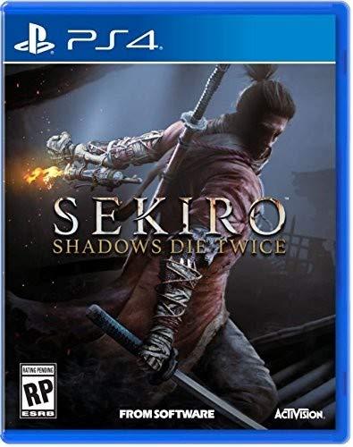 PS4 SEKIRO SHADOW DIE TWICE 3
