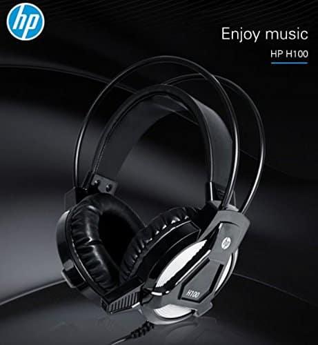 HP H100 GAMING HEADSET 6