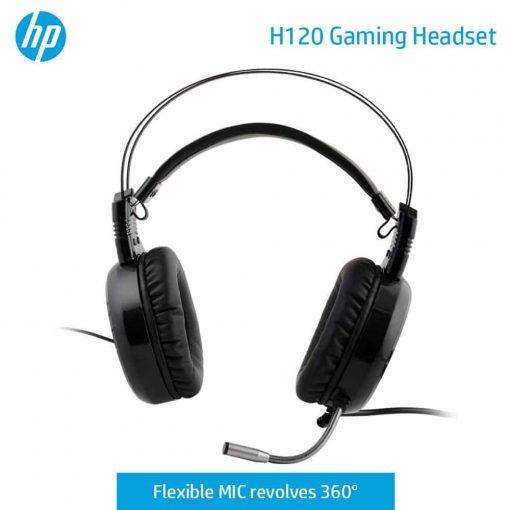 HP H120 GAMING HEADSET 5