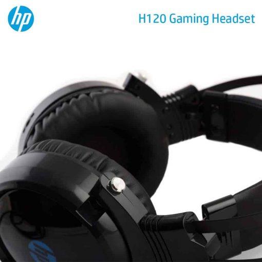 HP H120 GAMING HEADSET 7