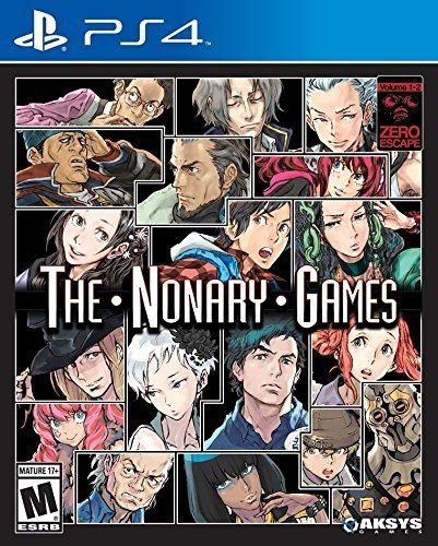 PS4 THE NONARY GAMES (R1) 3