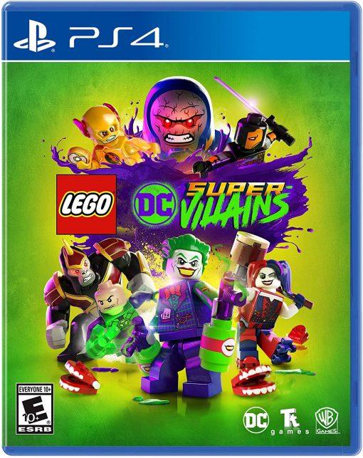 PS4 LEGO DC SUPER VILLAINS 3