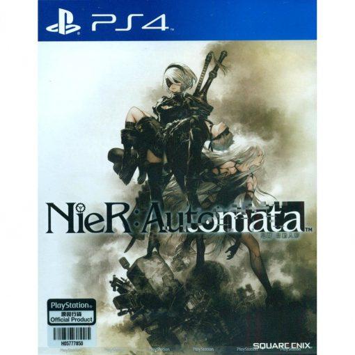 PS4 NIER AUTOMATA (PS4/R3/JP,ENG) 3