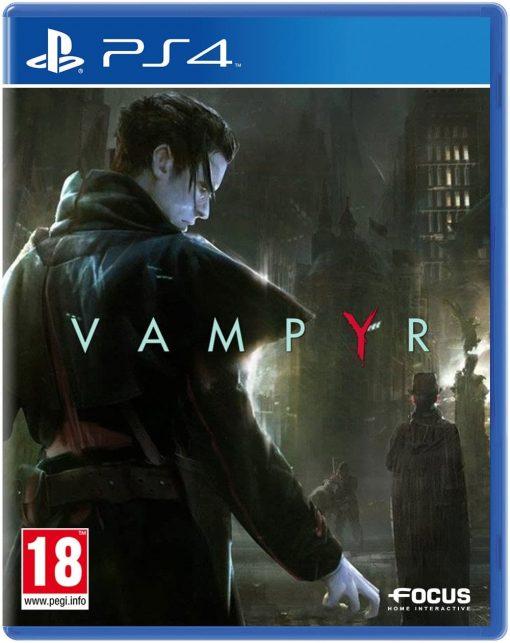 PS4 VAMPYR (R2) 3