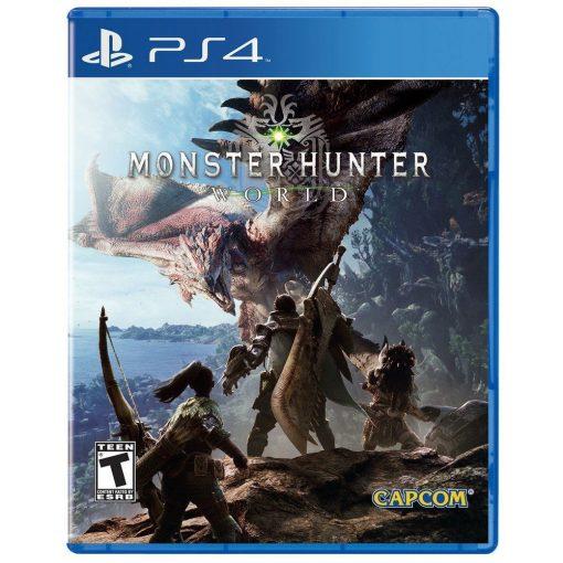 PS4 MONSTER HUNTER WORLD 3