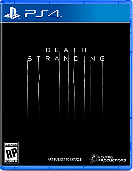 PS4 DEATH STRADING 3