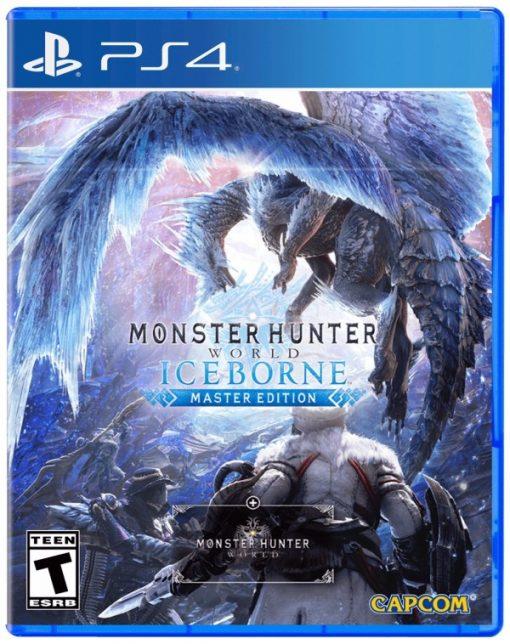PS4 MONSTER HUNTER WORLD ICEBORNE 3