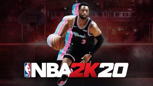 PS4 NBA 2K20 3