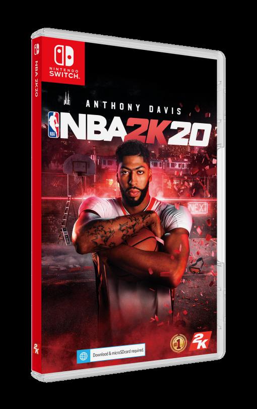 NINTENDO SWITCH NBA 2K20 3