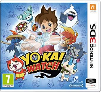 PREOWNED 3DS YOKAI WATCH 3