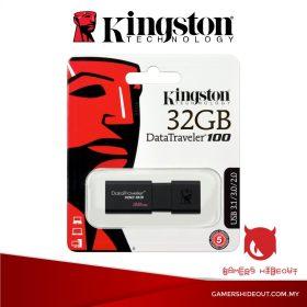 Kingston DT100G3/DTIG4 3.0 (128GB) USB Drive