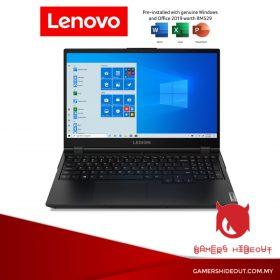 Lenovo Legion 5 15IMH05 82AU00CYMJ 15.6'' FHD 144Hz Gaming Laptop ( I7-10750H, 8GB, 512GB SSD, GTX1650Ti 4GB, W10, HS )