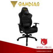 Gamdias Zelus E1-L Gaming Chair (Black)